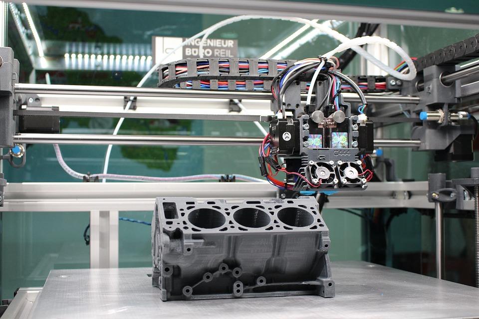 profesjonalne drukarki 3d kraków