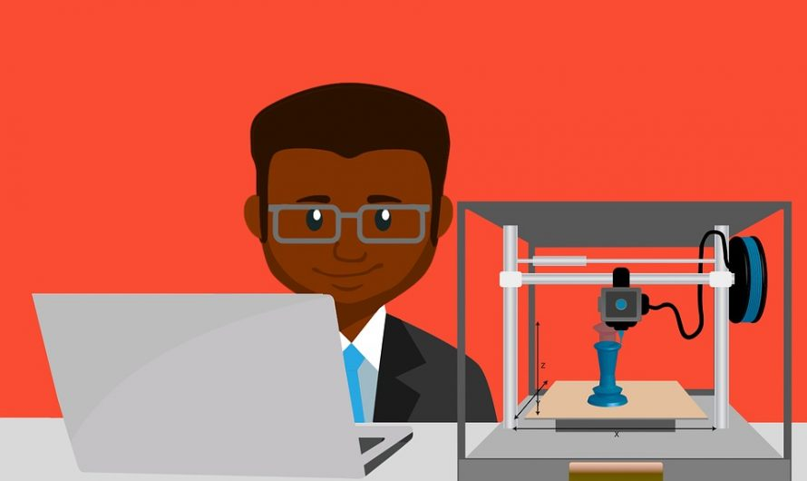 Wykańczanie druku 3D w drukarkach PolyJet